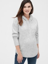 Gap Maternity Pullover Hoodie Sweater