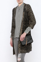 Molly Bracken Metallic Cardigan