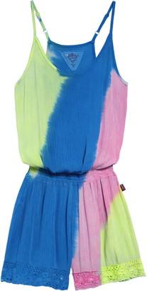 T2 Love Tie Dye Gauze Romper
