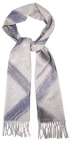 Colombo Cashmere Hand-painted Scarf