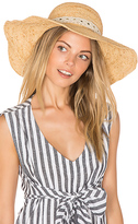 Flora Bella florabella Audie Standard Hat in Cream.