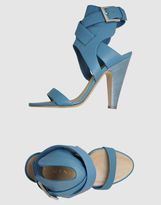 VICINI High-heeled sandals