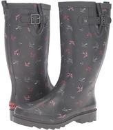 Chooka Spirited Sparrows Rain Boot