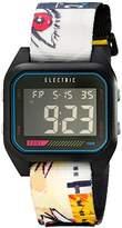 Electric Unisex EW0110020046 ED01 Digital Display Multi-Color Watch