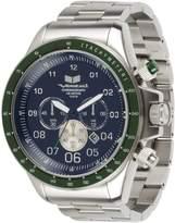 Vestal Men's ZR3026 ZR-3 Silver Green Watch