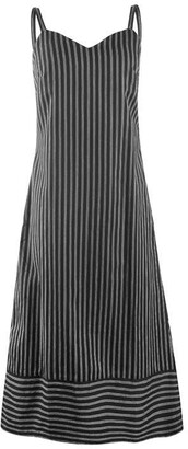 People Tree Rosalind Striped Midi Dress