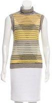 Missoni Sleeveless Knit Turtleneck