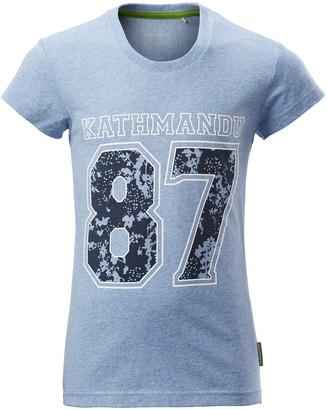 Kathmandu Blossom 87 Girls Youth Short Sleeve T-Shirt