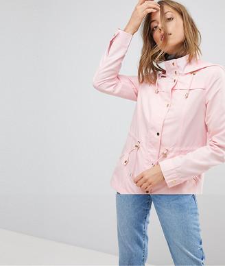 Vero Moda lightweight anorak jacket-Pink