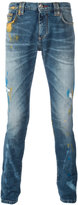 Philipp Plein So Wrong jeans - men - Cotton/Polyester/Spandex/Elastane - 30
