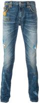 Philipp Plein So Wrong jeans - men - Cotton/Polyester/Spandex/Elastane - 31