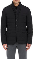 Herno Men's Laminar Down-Quilted Jacket-BLACK