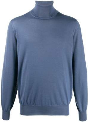 Brunello Cucinelli regular-fit turtleneck pullover