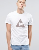 Le Coq Sportif Geo Jacquard T-shirt