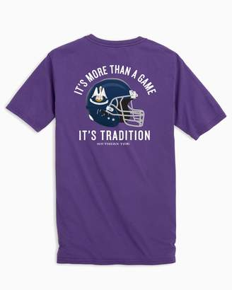 Southern Tide LSU Tigers Traditions Short Sleeve T-Shirt