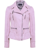 Oakwood Asymmetric Biker Jacket
