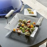 Crate & Barrel Schmidt Brothers ® BBQ Grab and Grill Basket