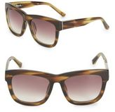 3.1 Phillip Lim 56mm Square Gradient Sunglasses