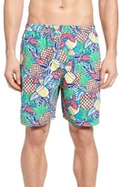 Vineyard Vines Men's Pain Killer Bungalow Swim Trunks