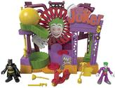 Imaginext DC Super Friends The Joker Laff Factory