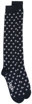 fe-fe printed socks - unisex - Cotton/Polyamide/Spandex/Elastane - One Size