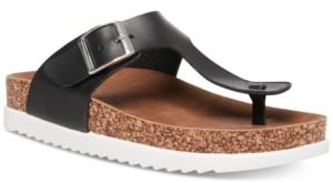 Madden-Girl Gem Footbed Sandals