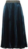 Christopher Kane sunray pleated skirt - women - Silk/Polyester/Acetate - 40