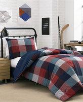Nautica Reade Plaid Twin Comforter Set
