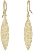 Jennifer Meyer Women's Marquise-Shaped Drop Earrings