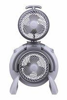 Hunter Home Comfort FSQQ 3-Speed Adjustable Dual Portable Room Fan