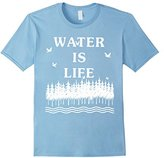 Water Is Life T Shirt
