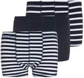 Name It 3 PACK Shorts dress blues