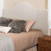 Asstd National Brand Mirabel King/Cal.King Upholstered Camelback Headboard