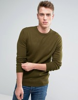 French Connection Crew Neck Knitted Sweater