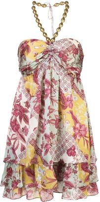 Alexis Irati floral print dress