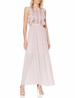 APART Fashion Women's Mesh Special Occasion Dress