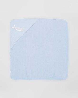 Purebaby Hooded Towel - Babies