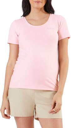 Stowaway Collection Mama Embroidered T-Shirt