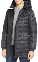 Canada Goose Women's 'Camp' Slim Fit Hooded Packable Down Jacket