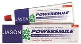 Jason Tooth Gel Power Smile Fluoride - 6 oz