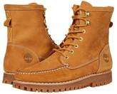 Timberland Jackson's Landing Moc Toe Boot (Wheat Nubuck) Men's Boots