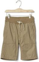 Gap Pull-on utility shorts