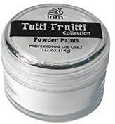 INM Tutti Fruitti Powder Lime In Da Coconut - Clear 1/2 oz