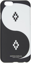 Marcelo Burlon County of Milan Black Pissis Iphone 6 Case
