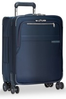 Briggs & Riley Men's Baseline International Rolling Carry-On - Blue