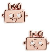 Ted Baker Women's Botto Robot Stud Earrings