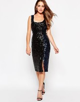 French Connection Cosmic Sparkle Dress