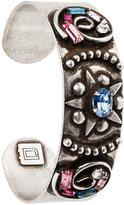 Dannijo crystal embellished bangle