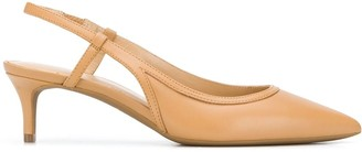 MICHAEL Michael Kors Point-Toe Slingback Pumps