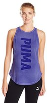 Puma Women's Dancer Burnout Tank